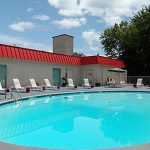 Super Value Inn Fredericksburg Pool
